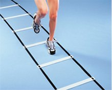 Stackhouse Agility Squares and Flat Rungs