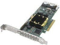 Adaptec 2244300-R 5805 8-Channel SATA/SAS 512MB PCI-Express LP 8 Internal RAID Controller ()