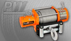 20,000 lbs Electric Waterproof Winch Wire Rope -