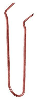 Sioux Chief 506-26CPK2 Pipe Hanger Hook, 1/2 x 6