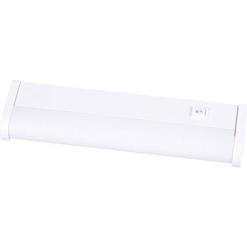 (Progress Lighting P7020-30EBWB 8 Watt Linkable T5, White)