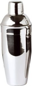 (Premium Cocktail Shaker Set - 24 oz Stainless Steel)