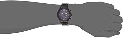 Fossil Men's Nate Stainless Steel Chronograph Quartz Watch 5