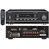 SHERWOOD RX-5502 4-Channel, 100-Watt Multisource, Dual-Zone A/V Receiver - TWO YEARS Warranty