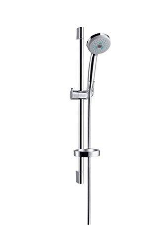 Amazon.com: Hansgrohe 27775000 Unica C/Croma 100 Multi Shower Set ...