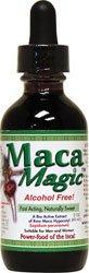Maca Maca Magie Magie alcool Extrait Liquide gratuit 2 oz