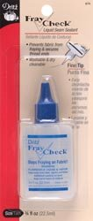 Dritz Bulk Buy Fray Check .75 Ounce 674 (3-Pack)