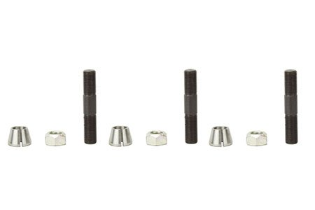 Ruffstuff Specialties Dana 44 Steering Conversion Kits and Components, High Steer Kits (Dana 44 High Steer Arm Stud Kit (3-Pack)) ()