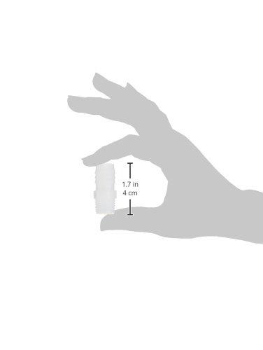 Nylon White 5//8 Hose Barb x 3//8 Male NPT Parker Hannifin 325HB-10-6N-pk20 Par-Barb Male Connector Fitting Pack of 20