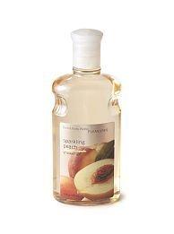 Bath & Body Works Pleasures Sparkling Peach Shower Gel, 10 fl. oz. (295 ml)