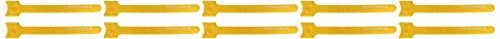 Monoprice Hook & Loop Fastening Cable Ties 6inch, 10pcs/Pack