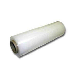 2 Rolls Hand Stretch Plastic Film Shrink Pallet Wrap 16'' X 1200 X 80 Ga