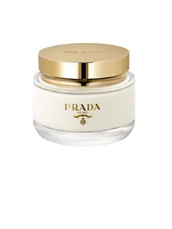 La Femme Prada (ラ フェム プラダ) 6.7 oz (200ml) Body Cream for Women B071D7D574