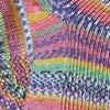 (Opal Sock Yarn Hundertwasser 2102 Good Morning City)