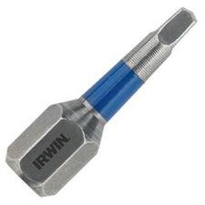 - Irwin Industrial Tool HA3053007 No. 3 Torsion SQ Recess Insert Bit .25 in. Shank 1 in. Long Carded