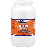 Now Foods Spirulina Powder - 4 lbs. ( Multi-Pack)
