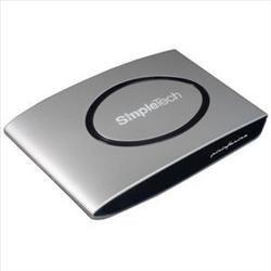 Simpletech Usb Drive - SIMPLETECH - HARD DRIVES-PERIPH SP-U25-160 160GB SIMPLEDRIVE PORTABLE USB2.0 5400RPM 8MB BY PININFARINA