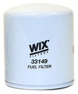 WIX Filters - 33149 Spin-On Fuel Filter, Pack of 1