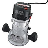 Craftsman 12-amp, 2-hp Fixed Base Router with Soft Start Technology by Craftsman