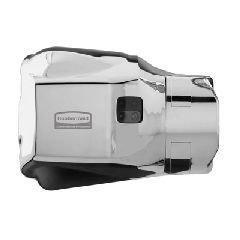 TEC401804A - Tc Auto Flush Clamp-on Urinal Flushing System, Polished Chrome