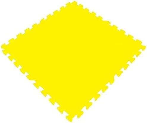 192 sqft yellow interlocking foam floor puzzle tiles mat puzzle mat flooring Gym mat Yoga mat Floor mats Exercise mat Workout mat Yoga mats for wome Exercise mats for home workout Gym mats Yoga mats