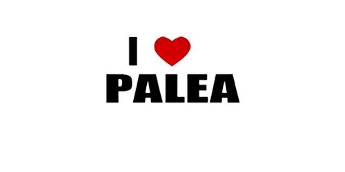I LOVE PALEA Equatorial Guinea Decal Car Laptop Wall Sticker