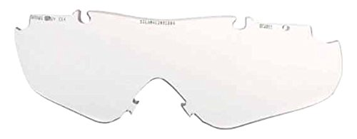Smith Optics Elite Aegis Arc/Echo Asian Fit Eyeshield Replacement Lens, Clear