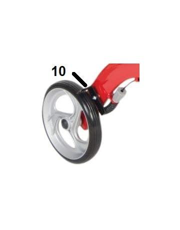 Electric Skateboard Rear Wheel Fixed Bolt Screw for Xiaomi m365 Scooter