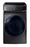 Samsung 7.5 Cu. Ft. Black Stainless Steel FlexDry Gas Dryer