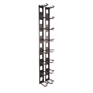 - APC AR8442 S 414 Vertical Cable Organizer for N Vertical Cable Organizer For - Netshelter Vx Channel