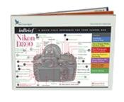 NIKON D800 In Brief Camera Guide by Blue Crane Digital