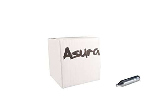 Asura 12g CO2 Cartridges - 15PK by Asura
