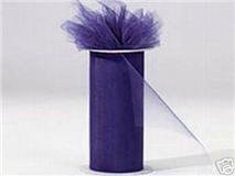Tulle Roll 6 By 75 Ft-dark Purple by All the Makings   B0040M9Z0A
