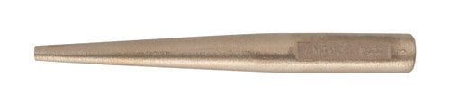 Ampco Safety Tools D-20 Straight Pin, Non-Sparking, Non-Magnetic, Corrosion Resistant, 1/4'' Tip, 6'' OAL