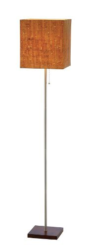 Adesso 4085-15 Sedona Floor Lamp, Smart Outlet Compatible, 1