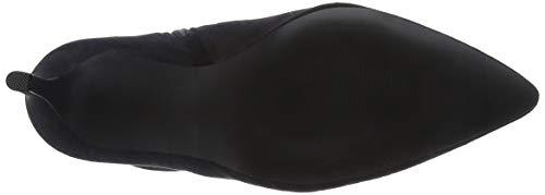 Steve Black Bottines 001 Madden Ankleboot Black Femme Lava BwR7Bgqr