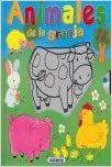 Book Animales de la granja/ Farm Animals (De Que Color Soy?/ What Color Am I?)