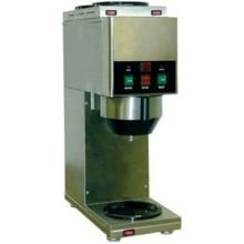 Grindmaster JAVA 2 QB-D Decanter/Cup Soluble Coffee Dispenser (2) 14 oz. Hopper
