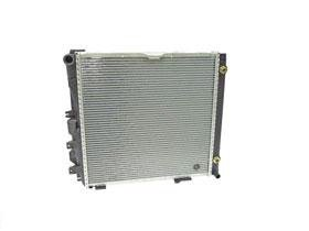 Mercedes w126 300 se sel __ ( OEM ) __Radiator __BEHR engine coolant heat exchanger hot water cooling