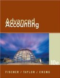 Read Online Advanced Accounting 10th Edition by Fischer, Paul M., Cheng, Rita H., Tayler, William J. [Hardcover] ebook