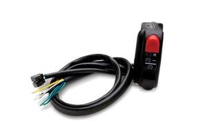 Motion Pro Rev2 Revolver Throttle Kit, INCLUDES Start/Stop Switch for KTM RC390, 01-2785