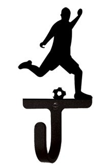 Soccer Player Wall Hk S -- 3 Pack by Village Wrought Iron