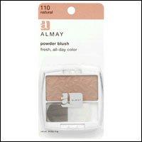 Natural Powder Blush (Almay Powder Blush, Natural, 0.14)