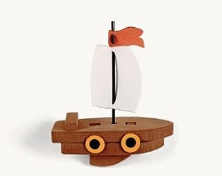- Crafty Capers Floating Foam 3D Pirate Ship Craft Kit For 12 Kids   Pirate Crafts For Kids