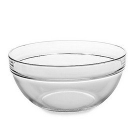 Luminarc H0592 Stackable Glass Bowl 10.25