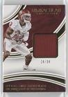 (Sterling Shepard #/36 (Football Card) 2016 Panini Immaculate Collection Collegiate - Gloves #12)