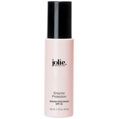 Jolie Enzyme Protection Broad Spectrum SPF 30 Daily Facial Moisturizer 1.7 oz.
