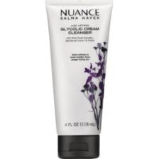 Nuance Glycolic Cream Cleanser with Rose Petal Complex, O...