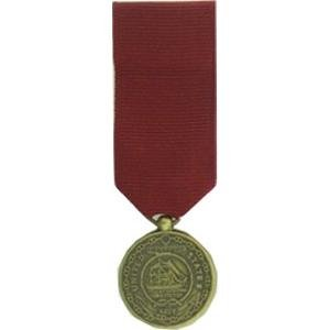 (MilitaryBest Navy Good Conduct Medal - Mini )