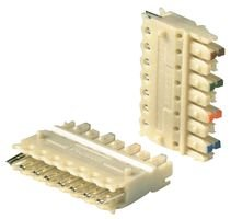 4 Pair 110 Connecting Blocks - 4 PAIR 110 CONNECTING BLOCK